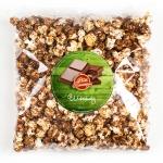 Шоколадний попкорн: 3 л пакет