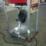 Апарат для попкорну Sybo EB-08