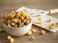 Карамельний попкорн