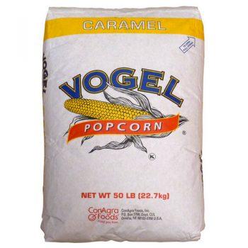Зерно кукурудзи для попкорну Vogel Caramel